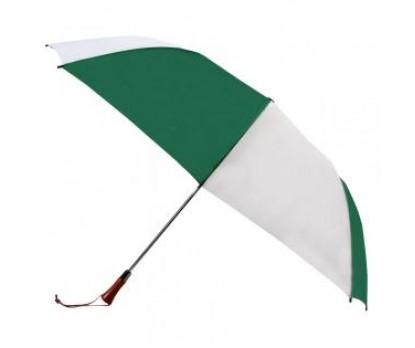 Personalized Hunter & White 60 inchArc Auto Open Golf Umbrellas