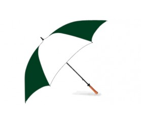 Personalized Hunter & White 62 inch Arc Hole-in-One Golf Umbrellas