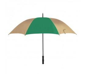 Personalized Khaki & Green 60 inchArc Ultra Lightweight Umbrellas