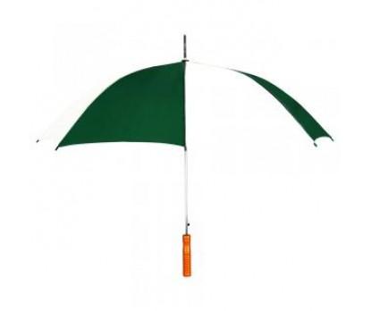 Promotional Hunter & White 48 inchAuto Open Logo Umbrellas