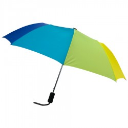 Promotional RBW Rainbow 43 inchWind Logo Imprinted Umbrellas