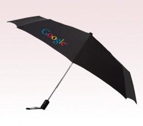 Personalized Black 43 inch Arc Eco Friendly Folding Umbrellas