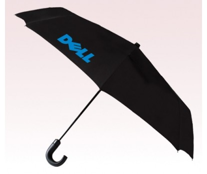 Personalized Black 43 Arc Kensington Umbrellas