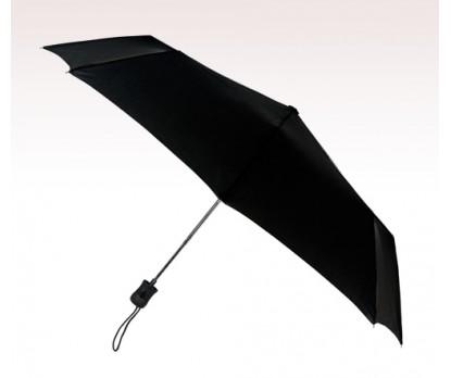 Personalized Black 43 inch Arc Mini Auto Folding Umbrellas