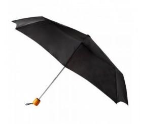 Personalized Black 43 inch Arc Mini Windy Umbrellas