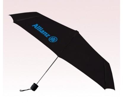 Personalized Black 43 inch Arc Poco Umbrellas