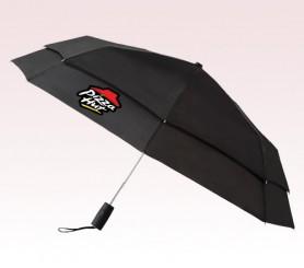 Personalized Black 43 inch Arc Vented Auto Open/Auto Close Umbrellas