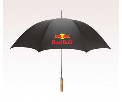 Personalized Black 60 inchArc Sports Golf Logo Umbrellas