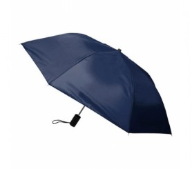 Personalized Navy Blue 40 inch Arc Economy Auto Open Folding Umbrellas