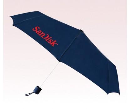 Personalized Navy Blue 43 inch Arc Poco Umbrellas