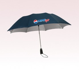 Personalized Navy Blue 43 inchArc Sundefyer Umbrellas