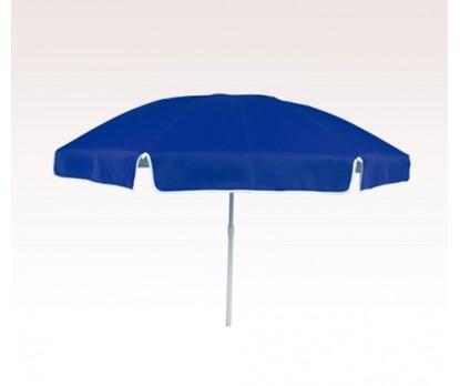 Personalized Navy Blue 72 inch Arc Reinforced Patio/Beach Umbrellas