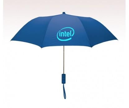 Personalized Royal Blue 42 inch Arc 2351MM Revolutions Umbrellas