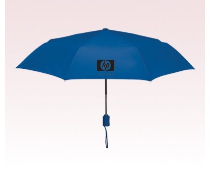 Personalized Royal Blue 43 inch Arc Executive Mini Fold Umbrellas