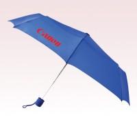 Personalized Royal Blue 43 inch Arc Poco Umbrellas