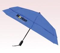 Personalized Royal Blue 43 inch Arc Vented Auto Open/Auto Close Umbrellas