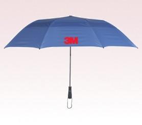 Personalized Royal Blue 58 inchArc Vented Economy Umbrellas
