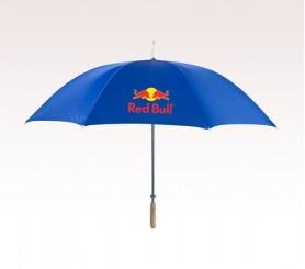 Personalized Royal Blue 60 inch Arc Golf Umbrellas