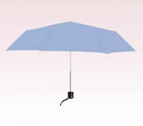 Personalized Sky Blue 41 inch Arc Executive Junior Folding Umbrellas