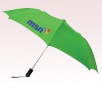 Personalized Eco-Green 43 inch Arc Eco Friendly Folding Umbrellas