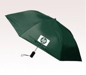 Personalized Forest Green 40 inch Arc Economy Auto Open Folding Umbrellas