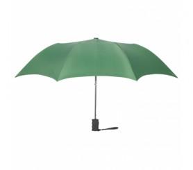 Personalized Hunter Green 42 inch Arc Auto Open Folding Umbrellas