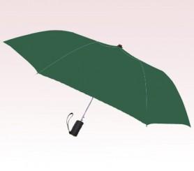 Personalized Hunter Green 42 inch Arc Spectrum Auto- Open Folding Umbrellas