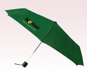 Personalized Hunter Green 43 inch Arc Poco Umbrellas
