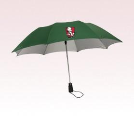 Personalized Hunter Green 43 inchArc Sundefyer Umbrellas