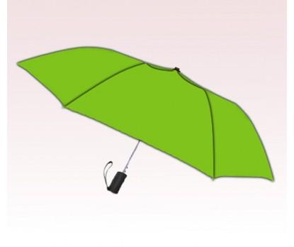 Personalized Lime Green 42 inch Arc Spectrum Auto- Open Folding Umbrellas
