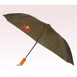 Personalized Military Taupe 43 inch Arc Windy Umbrellas