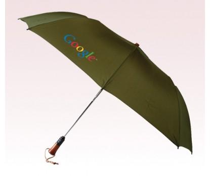 Personalized Military Taupe 56 inch Arc Auto-Open/Close Magnum Umbrellas
