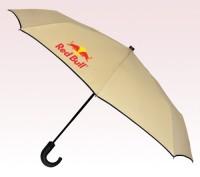 Personalized Khaki 43 Arc Kensington Umbrellas