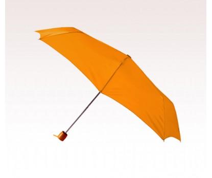 Personalized Orange 43 inch Arc Mini Windy Umbrellas