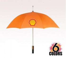 Personalized Orange 46 Arc Spectrum Umbrellas