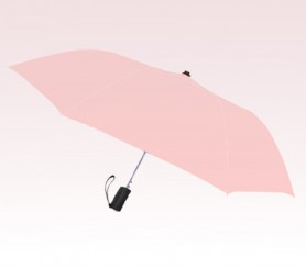Personalized Pink 42 inch Arc Spectrum Auto- Open Folding Umbrellas