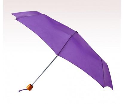 Personalized Purple 43 inch Arc Mini Windy Umbrellas