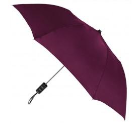 Personalized Burgundy 42 inch Arc Spectrum Auto- Open Folding Umbrellas