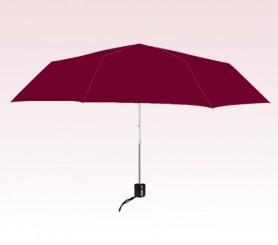 Personalized Burgundy 41 inch Arc Econo Folding Umbrellas