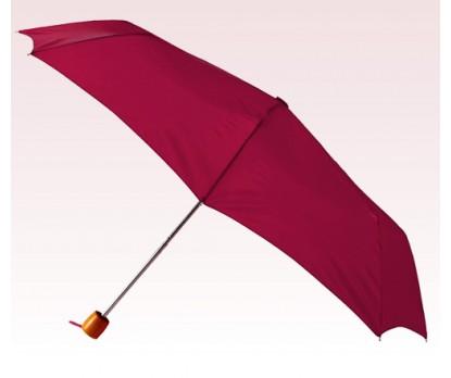 Personalized Burgundy 43 inch Arc Mini Windy Umbrellas