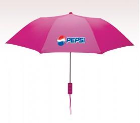 Personalized Fuchsia  42 inch Arc 2351MM Revolutions Umbrellas