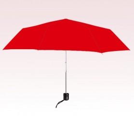 Personalized Red 41 inch Arc Executive Junior Folding Umbrellas