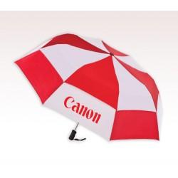 091760c752c74 Personalized Four Seasons 35 inch Arc Totes® Fashion Printed Bucket Rain Hat    Mini Auto Open  Close Umbrella Set - Custom Totes Umbrellas