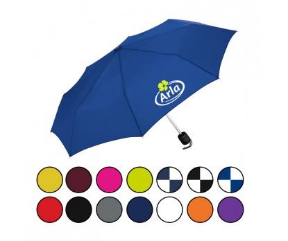 42 Inch Arc Custom Mini Compact Umbrellas