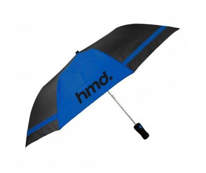 Customized Wedge Jr. Auto Open Compact Umbrellas