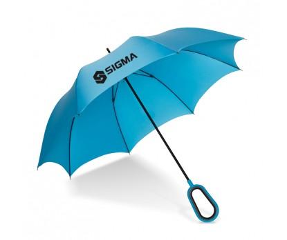 Promotional Hands Free Stick Umbrellas