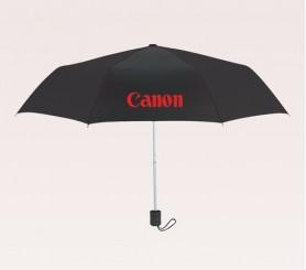 Customized 42 inch Arc Black Umbrella
