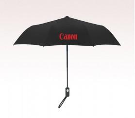 Customized 43 inch Auto Black Umbrella