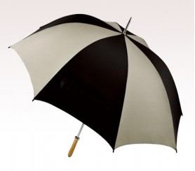 60'' Golf Black Umbrella