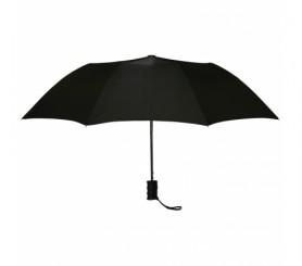 Personalized 42 inch Arc Black Umbrella